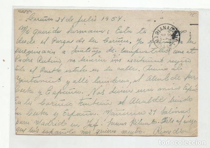 Sellos: tarjeta circulada 1954 de la coruña a la habana cuba - Foto 2 - 217768023