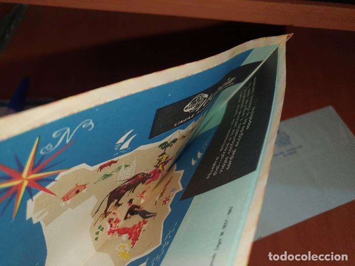 Sellos: Correo aereo de iberia y hotel carlton de bilbao, sobres - Foto 3 - 217816681