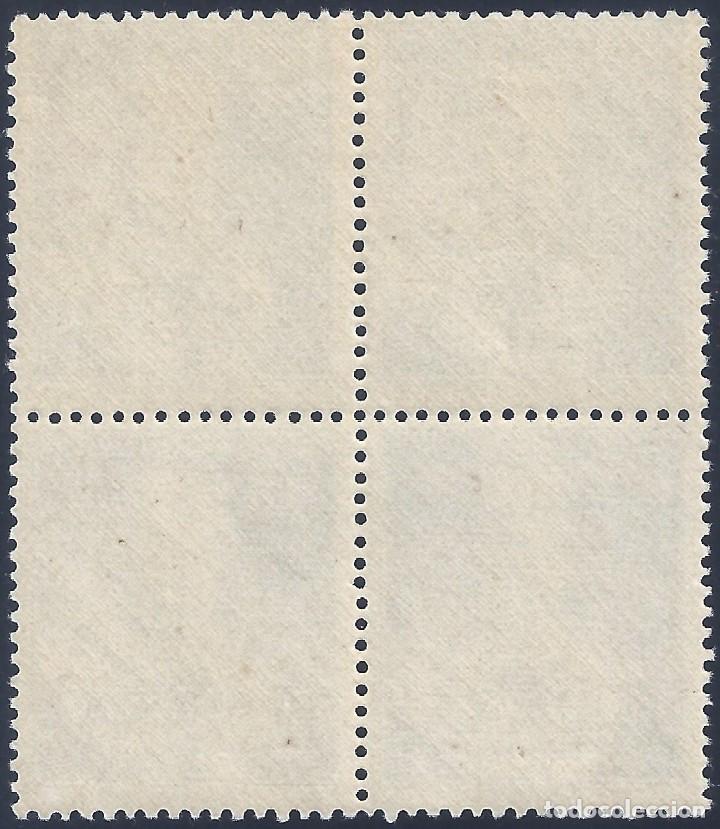 Sellos: EDIFIL 1102 SAN ANTONIO MARÍA CLARET 1951 (VARIEDAD 1102it...BLANCO EN Ñ DE ESPAÑA). LUJO. MNH ** - Foto 2 - 218431998