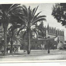 Sellos: TARJETA CIRCULADA 1953 DE FAGUERA BALEARES A ZURICH SUIZA. Lote 218607820