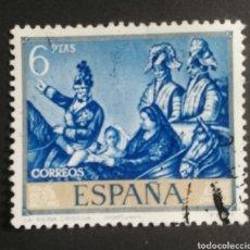 Sellos: ESPAÑA N°1863 USADO (FOTOGRAFÍA ESTÁNDAR). Lote 254370425