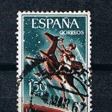 Sellos: EDIFIL 1749 CONGRESO DE FEDERACION ASTRONAUTICA, CLAVILEÑO -SELLO USADO ESPAÑA 1966. Lote 220196326