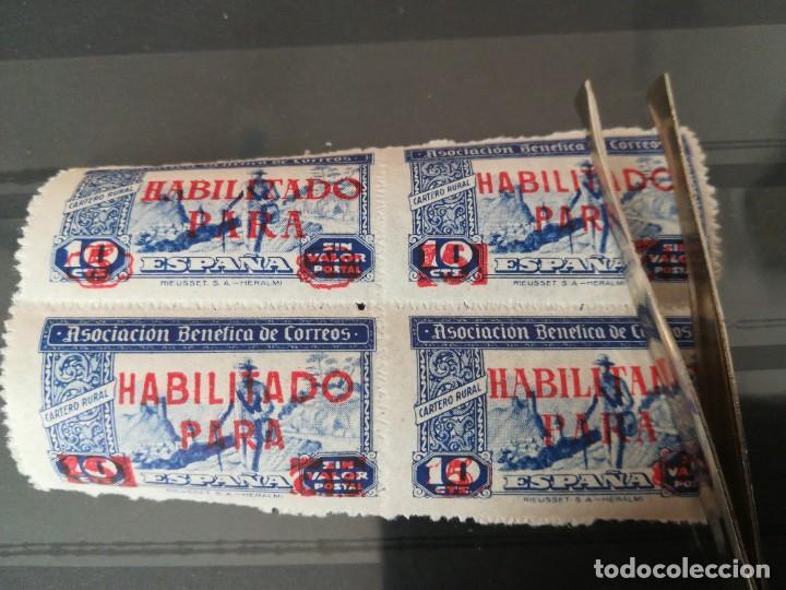 SET SELLOS ESPAÑA HABILITADO PARA, CON GOMA (Sellos - España - II Centenario De 1.950 a 1.975 - Nuevos)