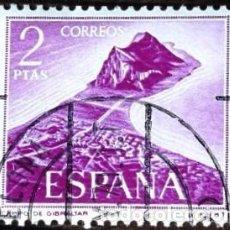 Sellos: PRO TRABAJADORES ESPAÑOLES DE GIBRALTAR - 1969. Lote 222856103