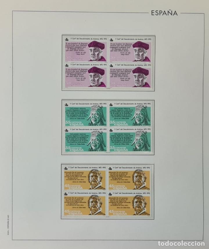 Sellos: COLECCION DE 1353 SELLOS EN 6 CARPETAS ARCHIVADORAS. SIN TIMBRAR. SIGLO XX. - Foto 5 - 223549272
