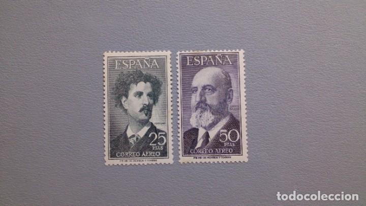 ESPAÑA - 1955-1956 - EDIFIL 1164/1165 - SERIE COMPLETA - MNH** - NUEVOS. (Sellos - España - II Centenario De 1.950 a 1.975 - Nuevos)
