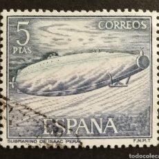 Sellos: ESPAÑA N °1610 USADO AÑO 1964 (FOTOGRAFÍA ESTÁNDAR). Lote 251897245