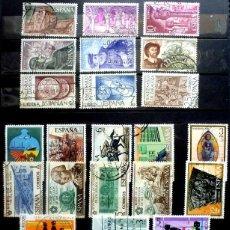 Sellos: SELLOS ESPAÑA - FOTO 434 - LOTE 317 - SERIES COMPLETAS - USADO. Lote 229014040