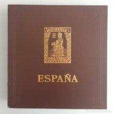 Sellos: ALBUM CON HOJAS OLEGARIO DE 1965 A 1980.. Lote 230941315