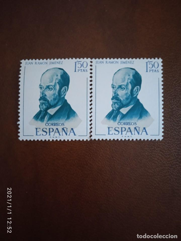 ESPAÑA 1,50 PTAS, JUAN RAMON JIMENEZ, AÑO 1974 NUEVOS (Sellos - España - II Centenario De 1.950 a 1.975 - Nuevos)
