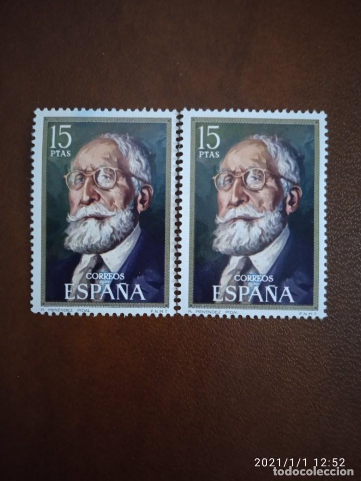 ESPAÑA 15 PTAS, MENENDEZ PIDAL, AÑO 1974 NUEVOS (Sellos - España - II Centenario De 1.950 a 1.975 - Nuevos)