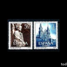 Sellos: ESPAÑA - 1954 - EDIFIL 1130/1131 - SERIE COMPLETA - MNH** - NUEVOS - VALOR CATALOGO 105€.. Lote 234701025