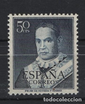 TV_001.G20/ ESPAÑA 1951, EDIFIL 1102 MNH**, SAN ANTONIO MARIA CLARET, SIN FIJASELLOS (Sellos - España - II Centenario De 1.950 a 1.975 - Nuevos)