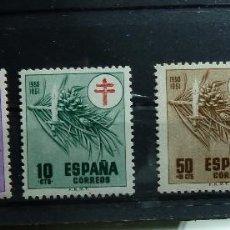 Sellos: AÑO 1950 EDIFIL 1084/87. NUEVOS. Lote 236653610