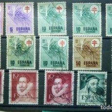 Sellos: AÑO 1950 EN USADO.. Lote 236653910