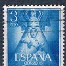 Sellos: ESPAÑA 1954 AÑO MARIANO SELLO USADO CLAVE EDIFIL 1141 USADO. Lote 237576125