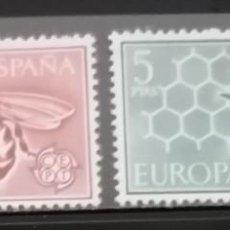 Sellos: 1962, ESPAÑA ,SERIE ; EUROPA . **,MNH(21-100 ). Lote 241397250