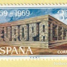 Sellos: 1969 ESPAÑA EDIFIL 1921 EUROPA 1959 1969. 3,50 PTAS. Lote 243654520