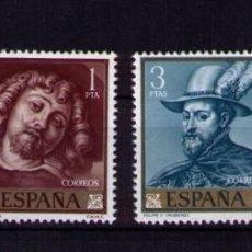 Sellos: SELLOS DE ESPAÑA AÑO 1962 PINTOR RUBENS , SELLOS NUEVOS**. Lote 270351428