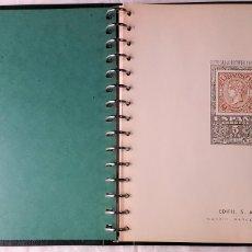 Sellos: ÁLBUM PARA SELLOS EDIFIL ESPAÑA 1965/1977. Lote 245013300