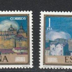 Sellos: EDIFIL 2020** VARIEDAD DE COLOR DE LAS NUBES Y LA FACHADA. Lote 245942705