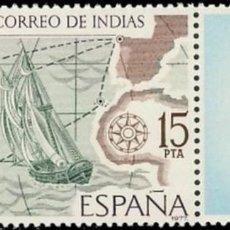 Sellos: ESPAÑA. AÑO 1977, EDIFIL 2437** ''ESPAMER'77''./ NUEVOS, SIN FIJASELLOS. MNH.. Lote 246598020