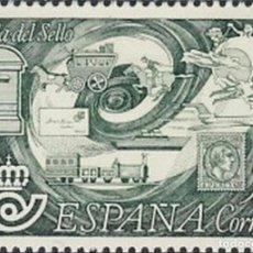 Sellos: ESPAÑA. AÑO 1978, EDIFIL 2480** ''DÍA DEL SELLO''./ NUEVOS, SIN FIJASELLOS. MNH.. Lote 246603395