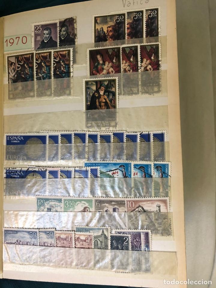 Sellos: Álbum sellos españa desde 1970 a 1978. Ver fotos - Foto 4 - 252956005