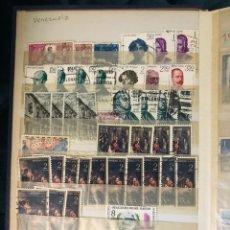 Sellos: ÁLBUM SELLOS ESPAÑA DESDE 1970 A 1978. VER FOTOS. Lote 252956005