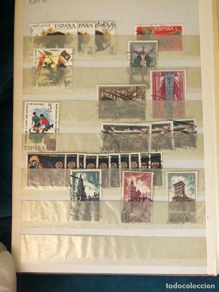 Sellos: Álbum sellos españa desde 1970 a 1978. Ver fotos - Foto 5 - 252956005