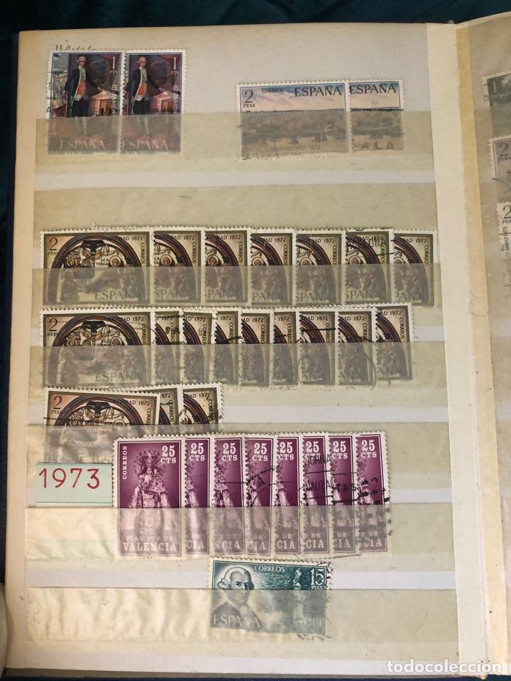 Sellos: Álbum sellos españa desde 1970 a 1978. Ver fotos - Foto 7 - 252956005