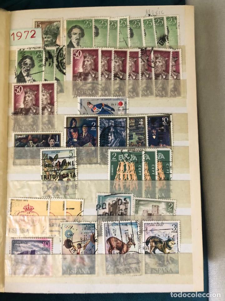 Sellos: Álbum sellos españa desde 1970 a 1978. Ver fotos - Foto 8 - 252956005