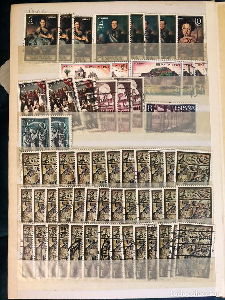 Sellos: Álbum sellos españa desde 1970 a 1978. Ver fotos - Foto 9 - 252956005