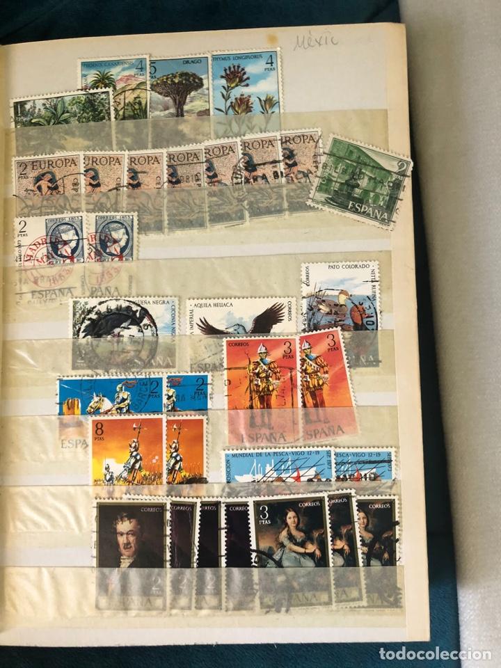 Sellos: Álbum sellos españa desde 1970 a 1978. Ver fotos - Foto 10 - 252956005