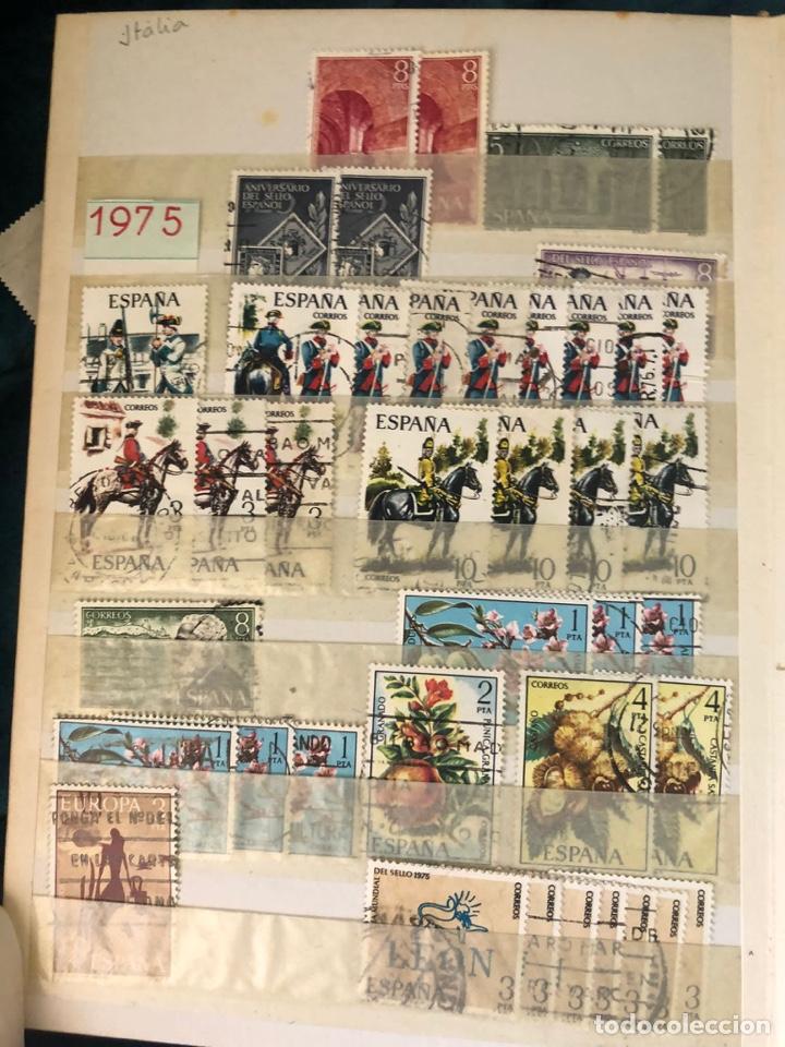Sellos: Álbum sellos españa desde 1970 a 1978. Ver fotos - Foto 13 - 252956005