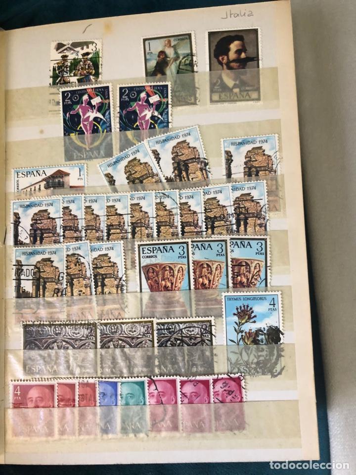 Sellos: Álbum sellos españa desde 1970 a 1978. Ver fotos - Foto 14 - 252956005