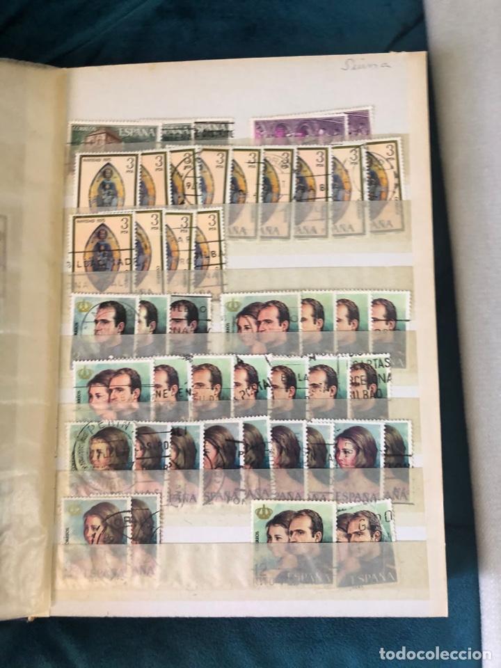 Sellos: Álbum sellos españa desde 1970 a 1978. Ver fotos - Foto 16 - 252956005
