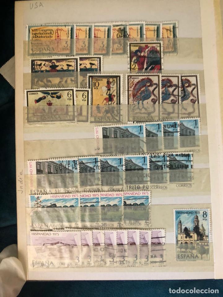 Sellos: Álbum sellos españa desde 1970 a 1978. Ver fotos - Foto 17 - 252956005