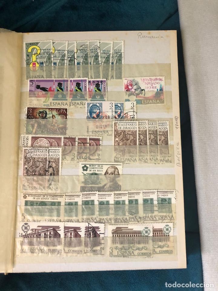 Sellos: Álbum sellos españa desde 1970 a 1978. Ver fotos - Foto 18 - 252956005