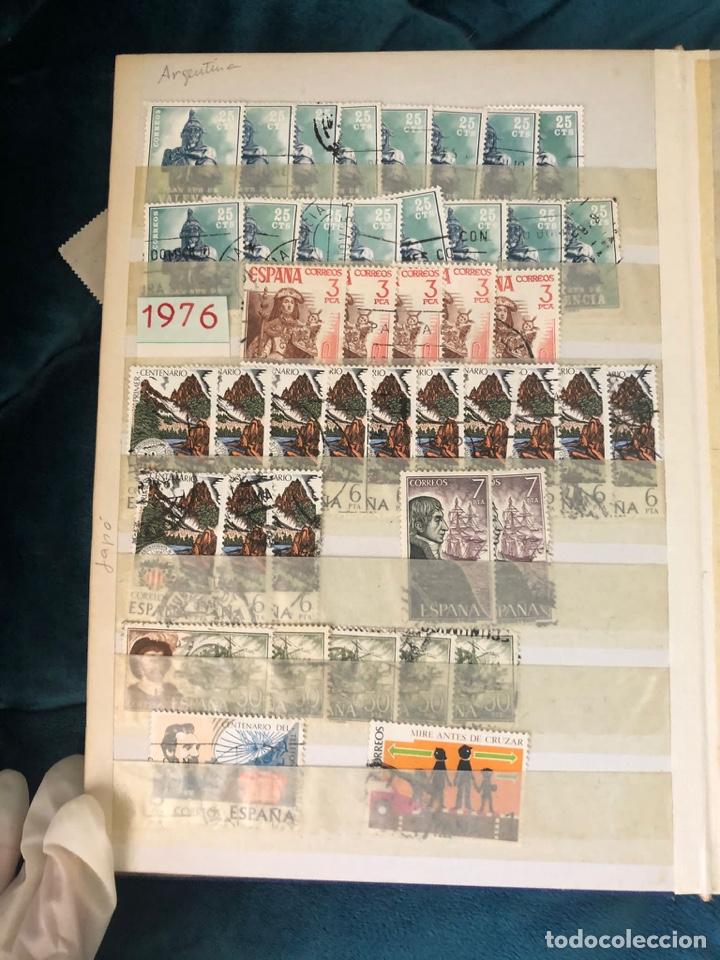 Sellos: Álbum sellos españa desde 1970 a 1978. Ver fotos - Foto 19 - 252956005