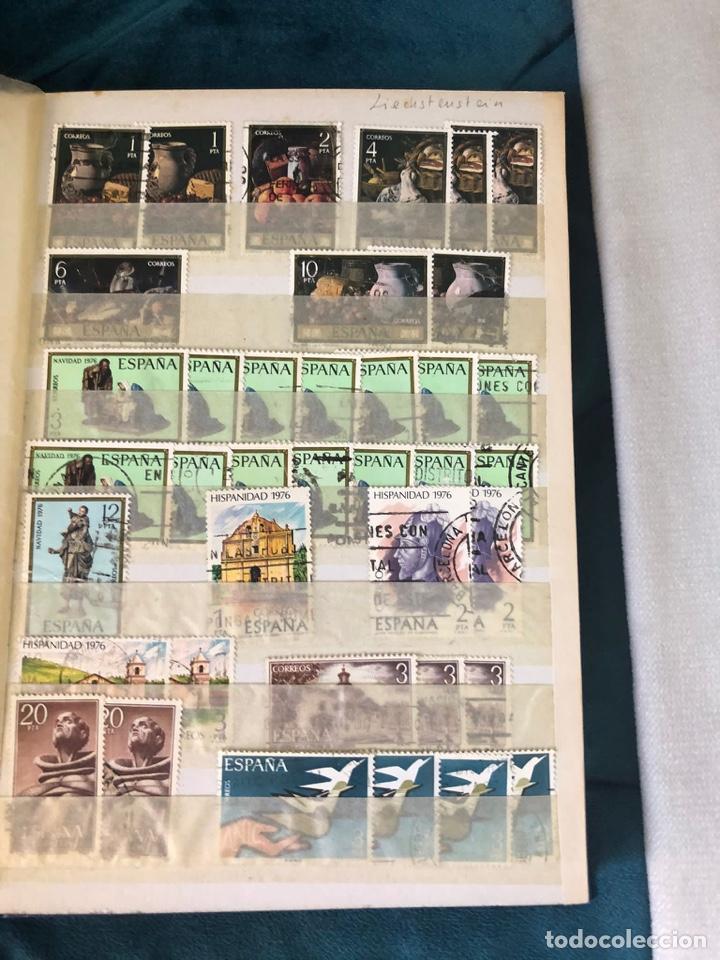 Sellos: Álbum sellos españa desde 1970 a 1978. Ver fotos - Foto 20 - 252956005