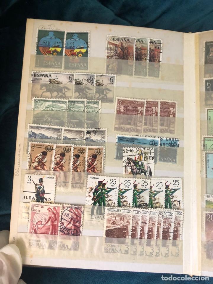 Sellos: Álbum sellos españa desde 1970 a 1978. Ver fotos - Foto 21 - 252956005