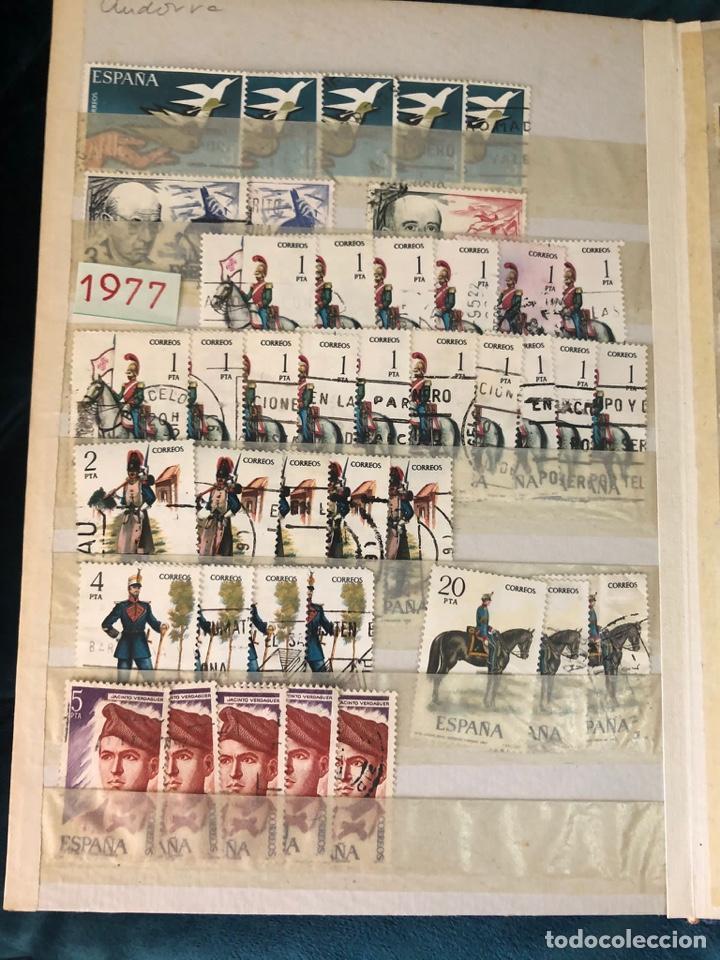 Sellos: Álbum sellos españa desde 1970 a 1978. Ver fotos - Foto 23 - 252956005
