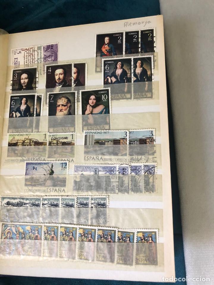 Sellos: Álbum sellos españa desde 1970 a 1978. Ver fotos - Foto 24 - 252956005