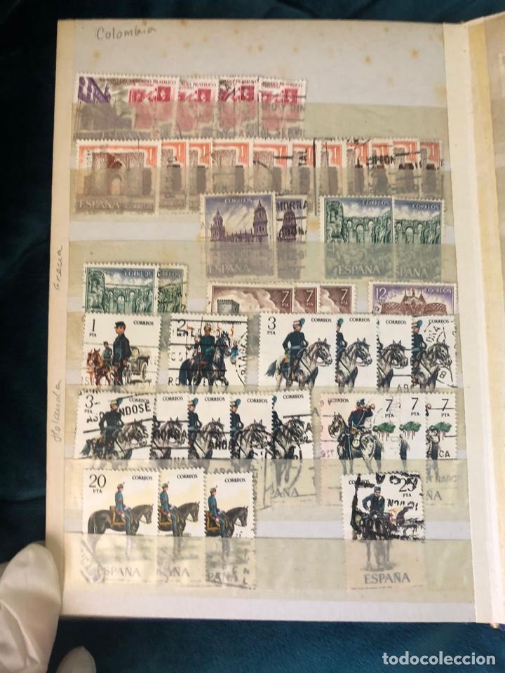 Sellos: Álbum sellos españa desde 1970 a 1978. Ver fotos - Foto 25 - 252956005