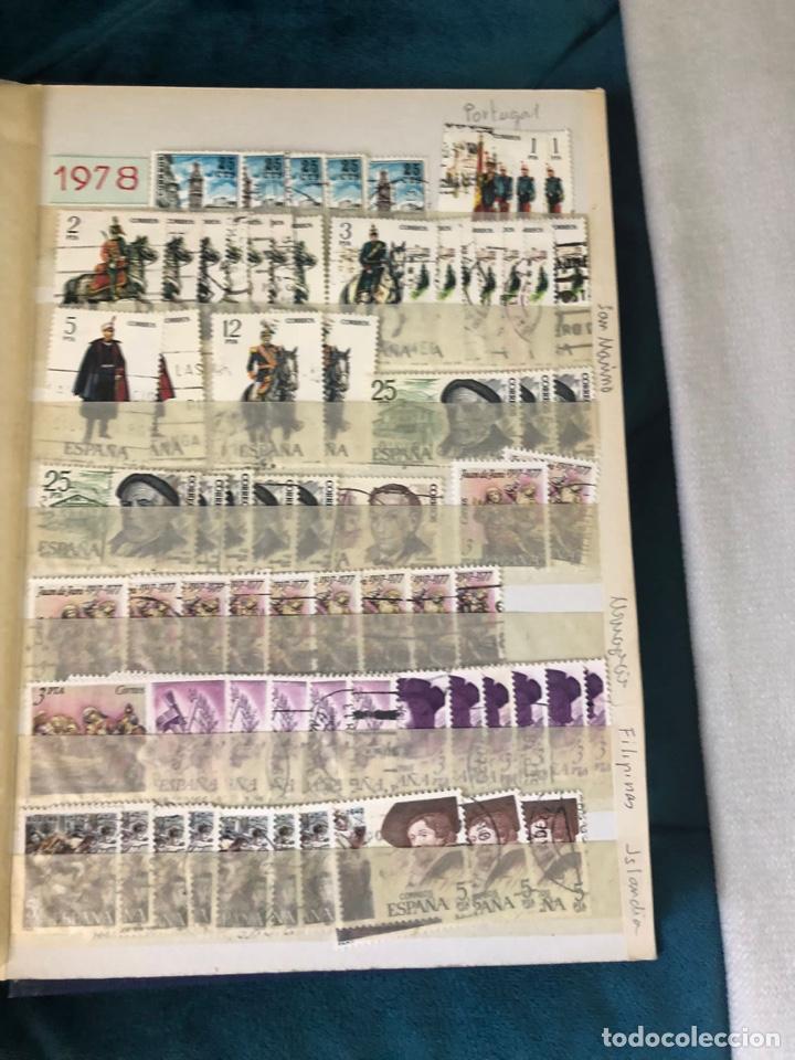 Sellos: Álbum sellos españa desde 1970 a 1978. Ver fotos - Foto 26 - 252956005
