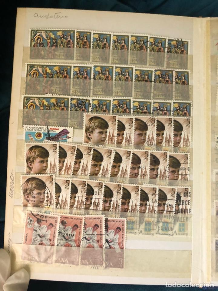 Sellos: Álbum sellos españa desde 1970 a 1978. Ver fotos - Foto 27 - 252956005
