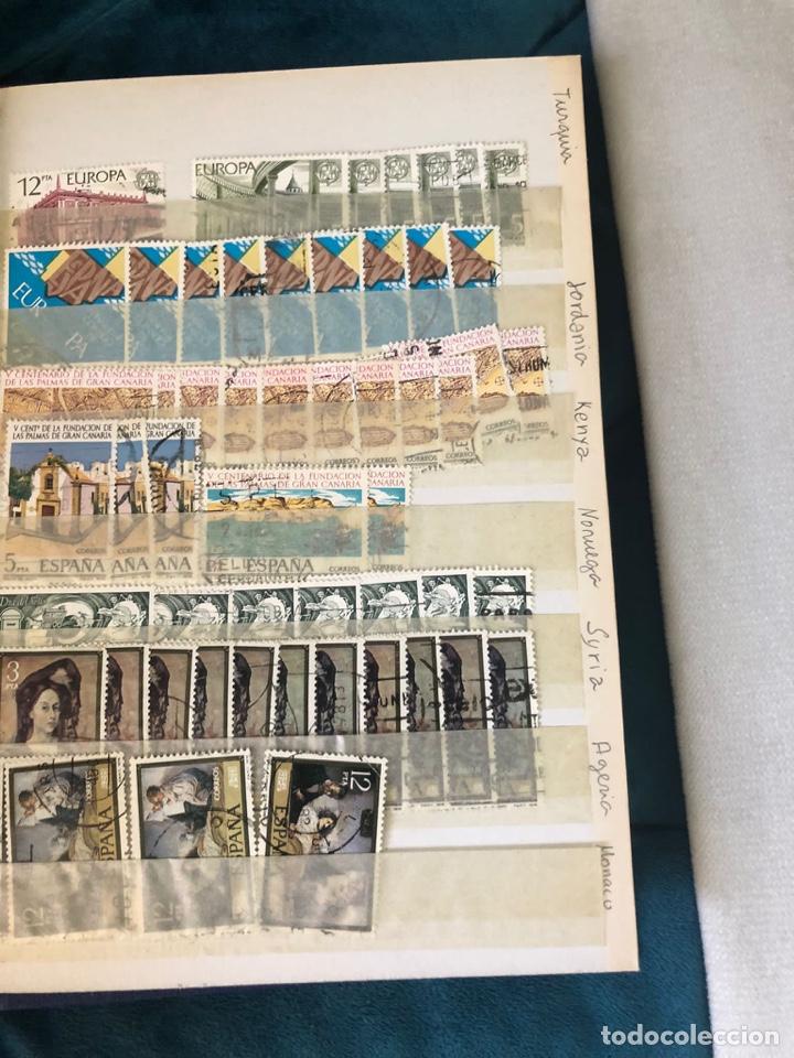 Sellos: Álbum sellos españa desde 1970 a 1978. Ver fotos - Foto 28 - 252956005