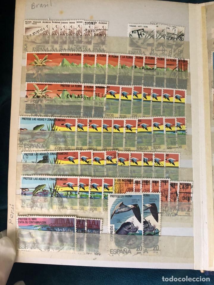Sellos: Álbum sellos españa desde 1970 a 1978. Ver fotos - Foto 29 - 252956005
