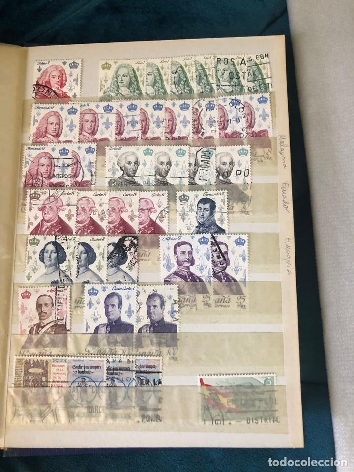 Sellos: Álbum sellos españa desde 1970 a 1978. Ver fotos - Foto 30 - 252956005